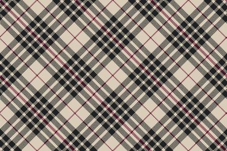diagonal plaid seamless .Vector illustration.  イラスト・ベクター素材
