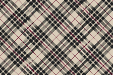 diagonaal plaid naadloze .Vector illustratie.