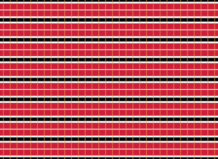 decker: Double decker bus seats red pattern seamless. Vector illustration.