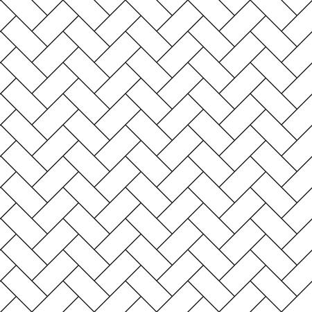herringbone parquet diagonal seamless pattern .Vector illustration.