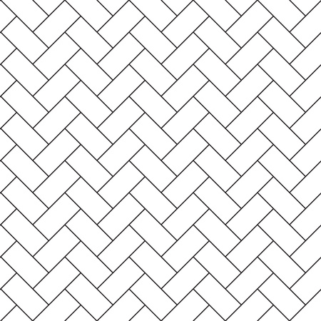 herringbone parquet diagonal seamless pattern .Vector illustration.