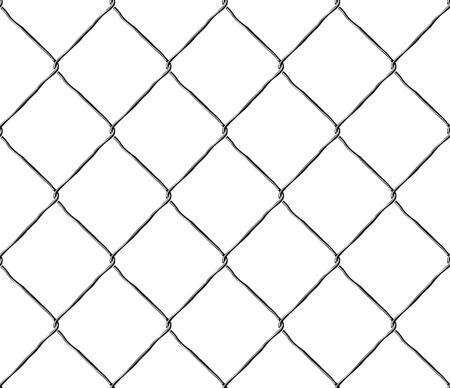 metal mesh: Seamless texture metal mesh steel fence.