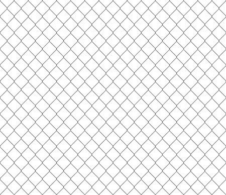 metalic background: New steel mesh metalic fance black seamless background. Vector illustration.