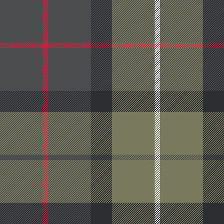 grey background texture: Pastel color plaid classic seamless pattern. Vector illustration. Illustration