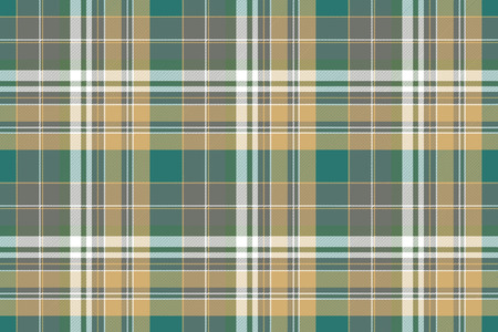celtic: Tartan plaid color textile seamless pattern. Flat design. Vector illustration.