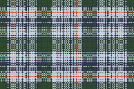 Check pixel plaid seamless texture. Vector illustration. Illustration
