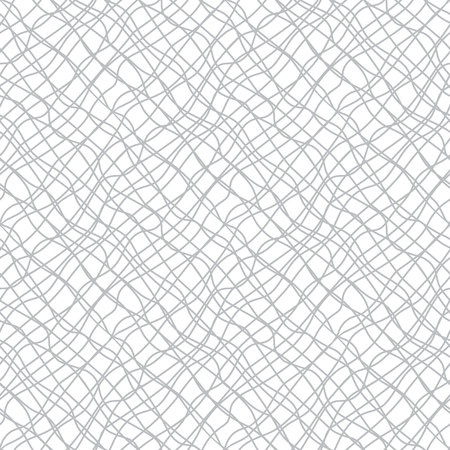 Confusing lines watermark abstract seamless pattern. Vector illustration.