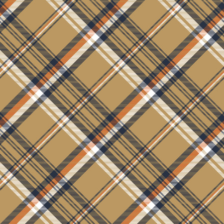 Beige plaid  pattern design.