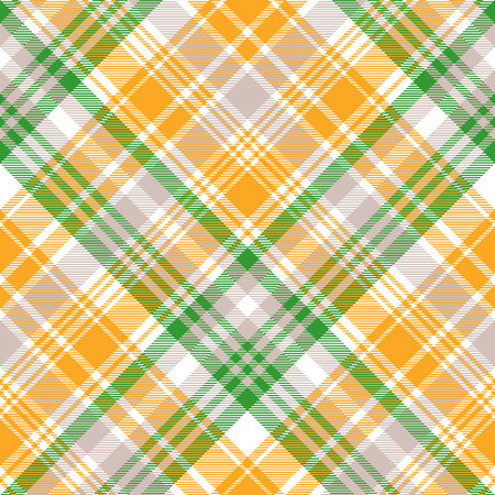 Light seamless pattern check plaid. Vector illustration.