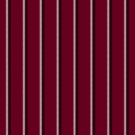 Classic dark red striped background seamless pattern. Vector illustration.