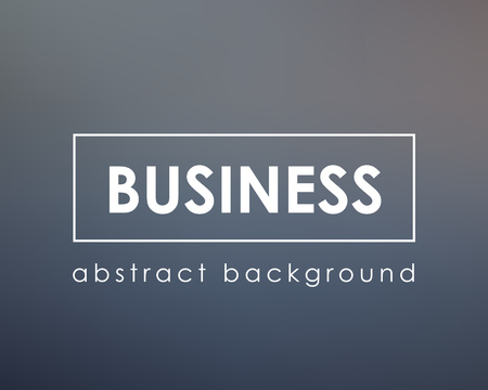 Business concept deep gray background. Vector illustration.