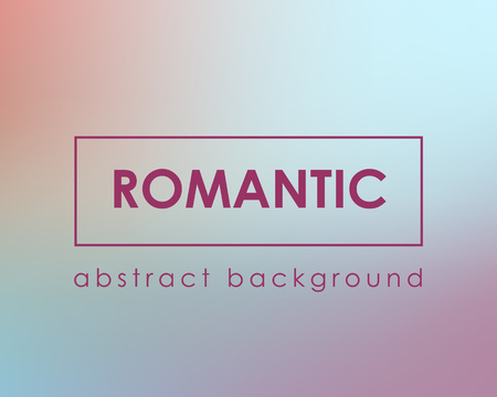 Romatic make up fachion background for women. Vector illustration.