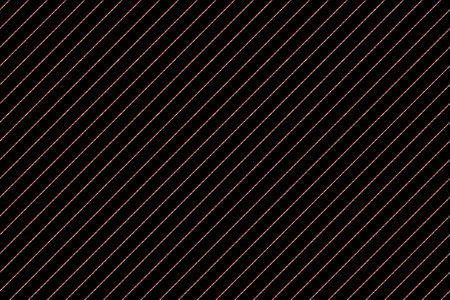 Black background in lines diagonal texture seamless. Vector illustration.