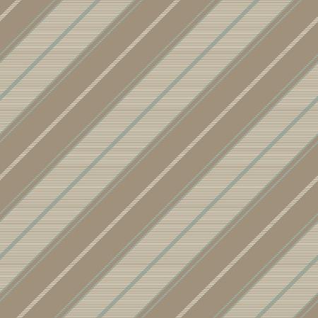 Beige retro style striped seamless background. Vector illustration. Vettoriali