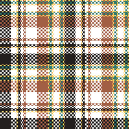 Check plaid seamless pattern. Vector illustration. Ilustrace
