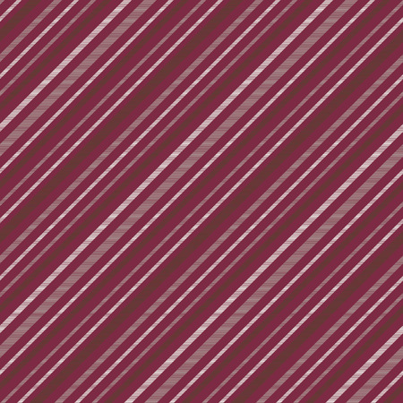 Striped lines diagonal fabric texture. Vector illustration.