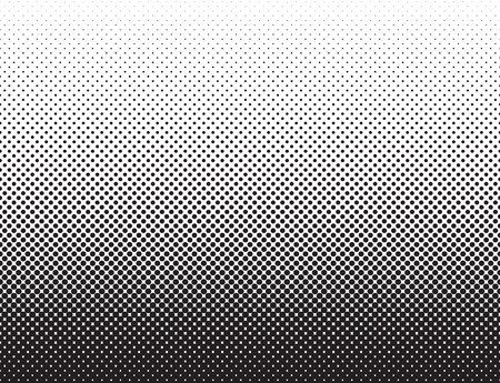 Abstract background comics style black white pattern Vector Illustration