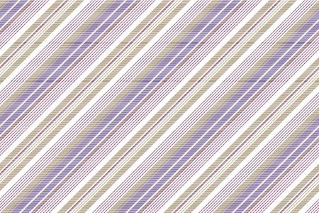 Gold purple color striped seamless pattern. Vector illustration. Ilustrace