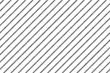 Black white classic striped seamless pattern. Vector illustration.