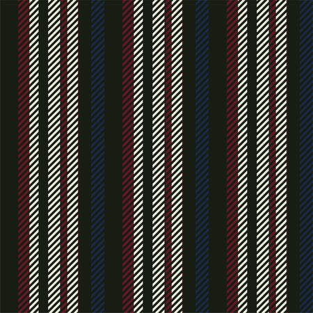 Stripes pattern vector. Striped background. Stripe seamless texture fabric. Geometric lines design textile. Stock fotó - 129260748