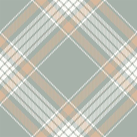 Tartan scotland seamless plaid pattern vector. Retro background fabric. Vintage check color square geometric texture for textile print, wrapping paper, gift card, wallpaper flat design. Standard-Bild - 129260723