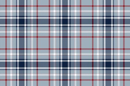 Tartan scotland seamless plaid pattern vector. Retro background fabric. Vintage check color square geometric texture for textile print, wrapping paper, gift card, wallpaper flat design. Vectores