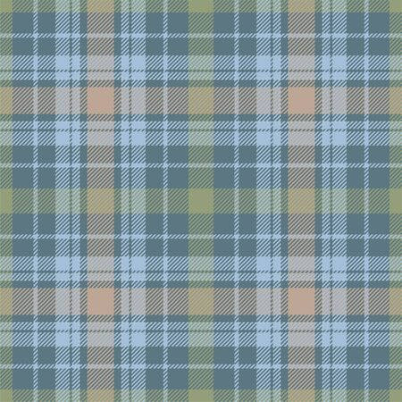 Tartan scotland seamless plaid pattern vector. Retro background fabric. Vintage check color square geometric texture for textile print, wrapping paper, gift card, wallpaper flat design. 일러스트