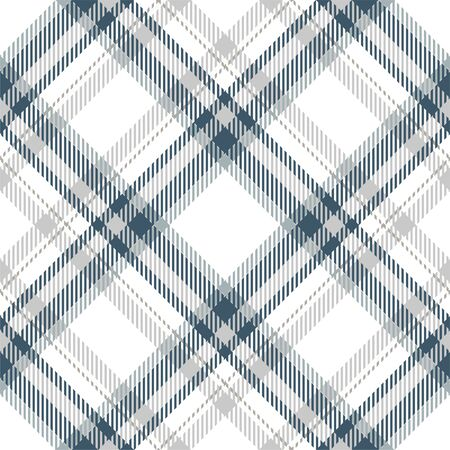 Tartan scotland seamless plaid pattern vector. Retro background fabric. Vintage check color square geometric texture for textile print, wrapping paper, gift card, wallpaper flat design. Фото со стока - 129813257