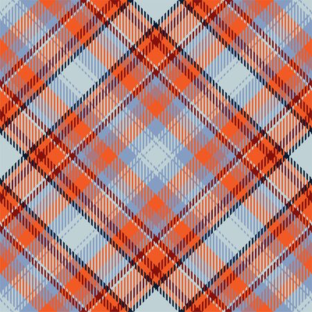 Tartan scotland seamless plaid pattern vector. Retro background fabric. Vintage check color square geometric texture for textile print, wrapping paper, gift card, wallpaper flat design. Фото со стока - 129813361