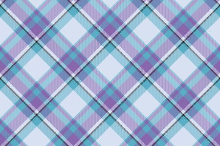 Tartan scotland seamless plaid pattern vector. Retro background fabric. Vintage check color square geometric texture for textile print, wrapping paper, gift card, wallpaper flat design. Фото со стока - 129813284