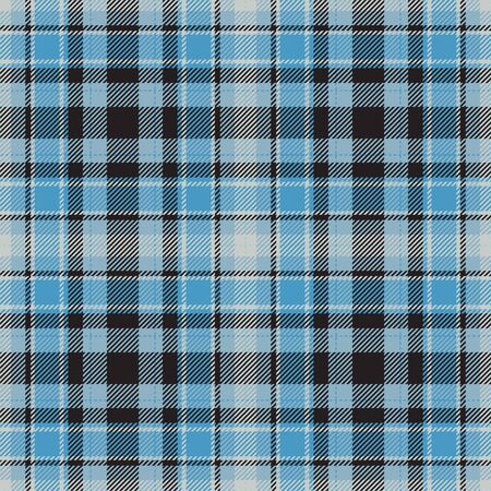 Tartan scotland seamless plaid pattern vector. Retro background fabric. Vintage check color square geometric texture for textile print, wrapping paper, gift card, wallpaper flat design. Фото со стока - 129813286