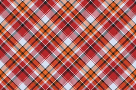 Tartan scotland seamless plaid pattern vector. Retro background fabric. Vintage check color square geometric texture for textile print, wrapping paper, gift card, wallpaper flat design. Фото со стока - 129813311