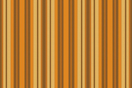 Trendy striped wallpaper. Vintage stripes vector pattern seamless fabric texture. Template stripe wrapping paper for print and web design.