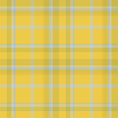 Tartan scotland seamless plaid pattern vector. Retro background fabric. Vintage check color square geometric texture for textile print, wrapping paper, gift card, wallpaper flat design. 矢量图像