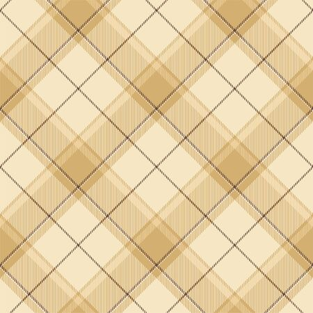 Tartan scotland seamless plaid pattern vector. Retro background fabric. Vintage check color square geometric texture for textile print, wrapping paper, gift card, wallpaper flat design. Reklamní fotografie - 131419883