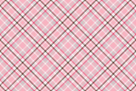 Tartan scotland seamless plaid pattern vector. Retro background fabric. Vintage check color square geometric texture for textile print, wrapping paper, gift card, wallpaper flat design. 向量圖像