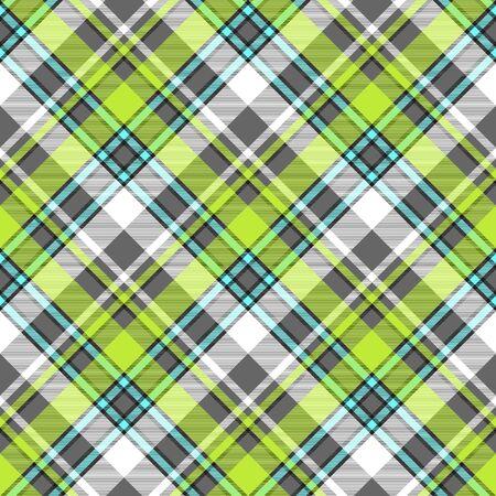 Modern bright abstract seamless pattern. Vector illustration. Illusztráció