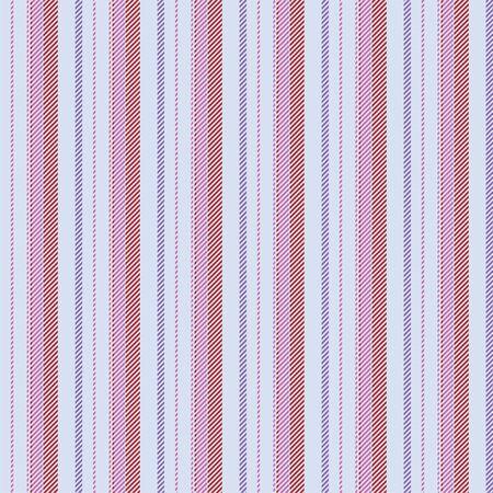Geometrischer Streifenhintergrund. Streifenmuster-Vektor. Nahtlose Tapeten gestreifte Stoffbeschaffenheit. Vektorgrafik