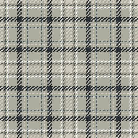 Tartan scotland seamless plaid pattern. Retro background fabric. Vintage check color square geometric texture for textile print, wrapping paper, gift card, wallpaper flat design. Vektorové ilustrace