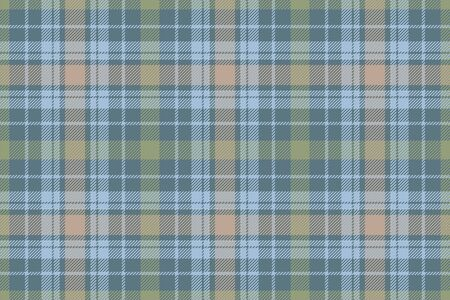 Tartan scotland seamless plaid pattern vector. Retro background fabric. Vintage check color square geometric texture for textile print, wrapping paper, gift card, wallpaper flat design. Illusztráció