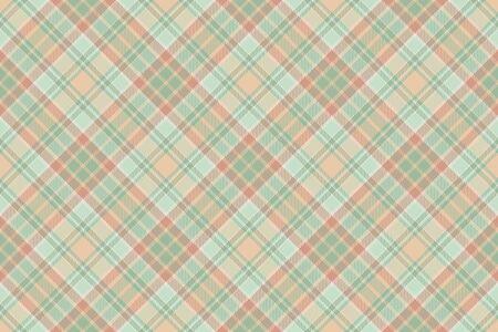 Tartan scotland seamless plaid pattern vector. Retro background fabric. Vintage check color square geometric texture for textile print, wrapping paper, gift card, wallpaper flat design. Vektoros illusztráció