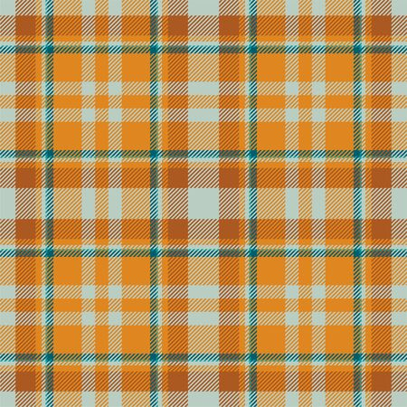 Tartan scotland seamless plaid pattern vector. Retro background fabric. Vintage check color square geometric texture for textile print, wrapping paper, gift card, wallpaper flat design. Фото со стока - 145999538