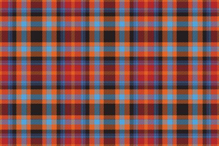 Tartan scotland seamless plaid pattern vector. Retro background fabric. Vintage check color square geometric texture for textile print, wrapping paper, gift card, wallpaper flat design. Фото со стока - 146431524