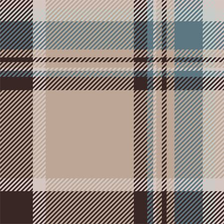 Tartan scotland seamless plaid pattern vector. Retro background fabric. Vintage check color square geometric texture for textile print, wrapping paper, gift card, wallpaper flat design. Фото со стока - 147082009