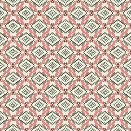 Seamless pattern geometric. Colorful abstract background. Vector design. Modern style.