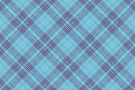 Tartan scotland seamless plaid pattern vector. Retro background fabric. Vintage check color square geometric texture for textile print, wrapping paper, gift card, wallpaper flat design. Foto de archivo - 151346430