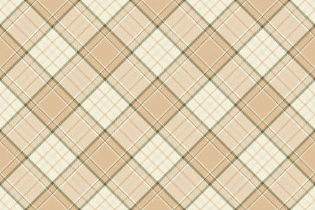 Tartan scotland seamless plaid pattern vector. Retro background fabric. Vintage check color square geometric texture for textile print, wrapping paper, gift card, wallpaper flat design. Ilustración de vector
