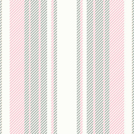 Stripes pattern vector. Striped background. Stripe seamless texture fabric. Geometric lines design textile.