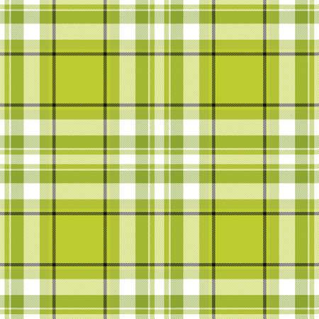 Plaid pattern seamless. Check fabric texture. Stripe square background. Tartan vector textile design. Ilustrace