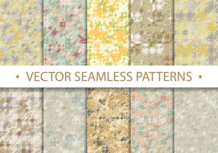 New abstract seamless pattern. Artwork texture for background. Digital geometric backdrop for paper print, web wallpaper, interior model.
